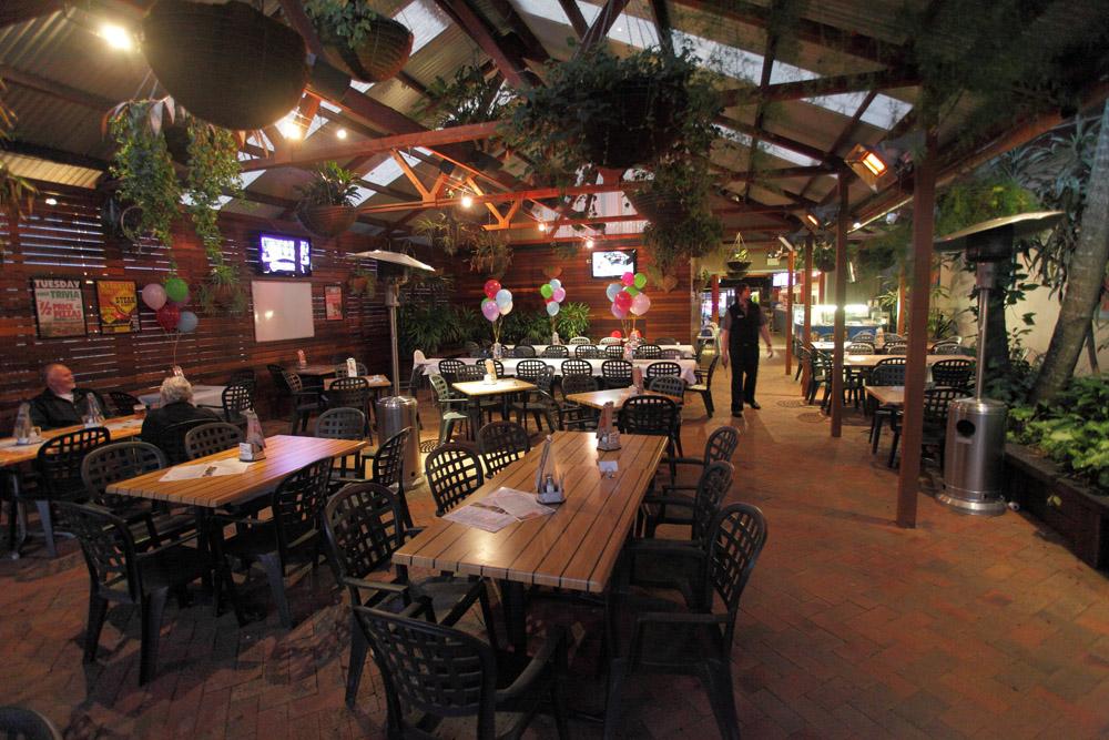 The Village Garden Bar Grill Non Exclusive